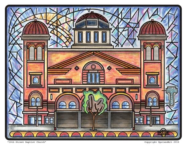 16th St Baptist Church