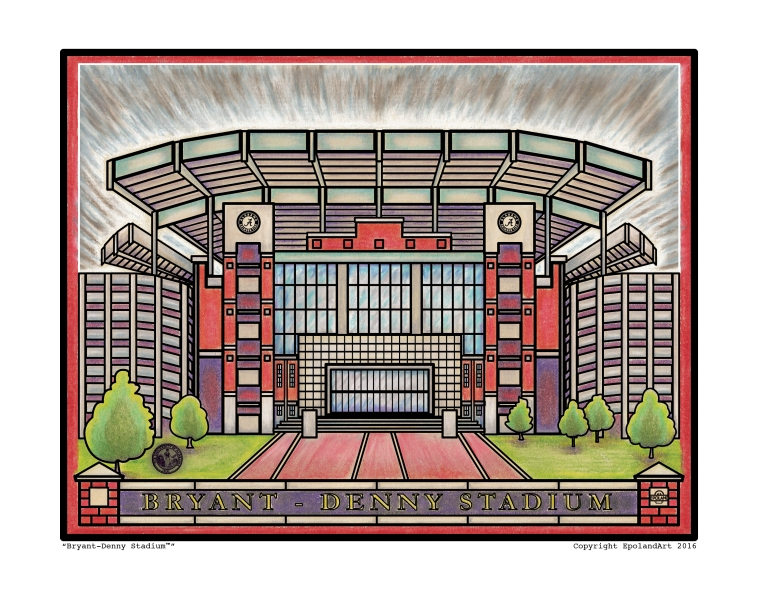 Bryant-Denny Stadium