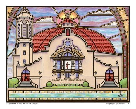 Highlands United Methodist Church