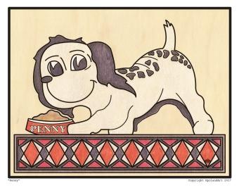 Penny Dog Food