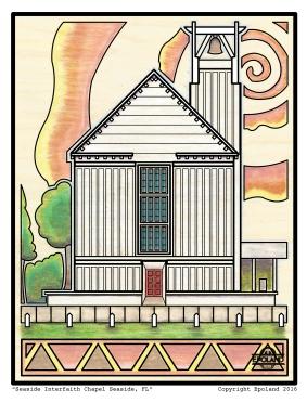 Seaside Interfaith Chapel
