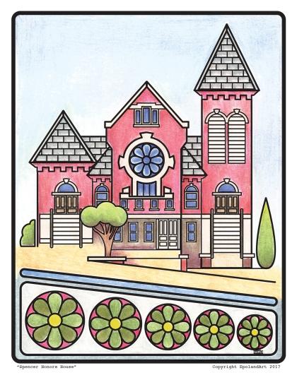 Spencer Honors House