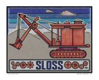 Sloss Steam Shovel